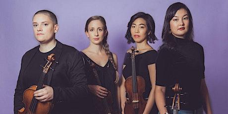 Cramer Quartet: de Saint-George, Shaw, and Jadin (Fri, 7:30 PM ET) tickets