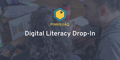 Adult Digital Literacy Drop In tickets