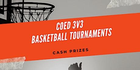 3v3 Coed Basketball Tournament tickets