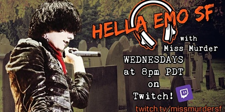 Hella Emo Wednesday tickets