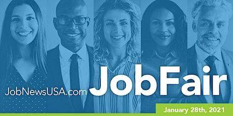 JobNewsUSA.com St. Louis Job Fair - January 28th tickets
