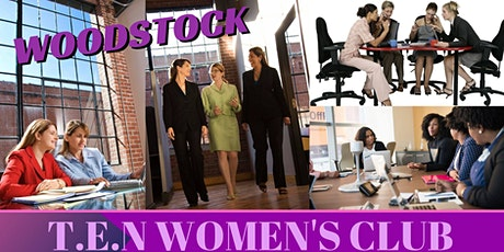 Woodstock Chapter - Women's Club - Virtual Meeting tickets