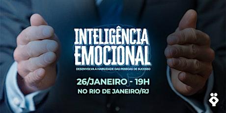 [RIO DE JANEIRO/RJ] Inteligência Emocional ingressos