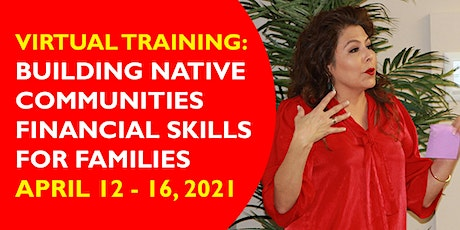 Building Native Communities: Financial Skills for Families tickets