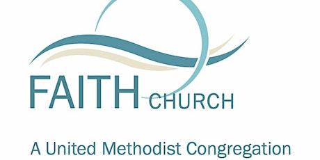 Faith United Methodist Church Praises Service-11 a.m. tickets