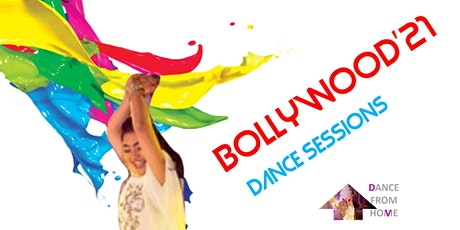BOLLYWOOD BONUS DANCERCISE - EVENING Dance Class (DANCE FROM HOME) tickets