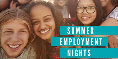 Noche de empleo de verano - Loveland