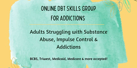 Weekly Adult DBT Skills Group - Longmont tickets