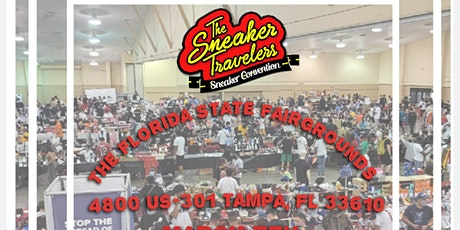 THE SNEAKER TRAVELERS TAMPA 2021 tickets