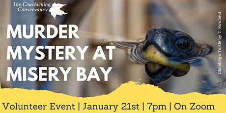 Volunteer Event: Murder Mystery at Misery Bay tickets