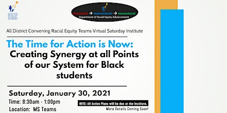 All District Convening RET Virtual Saturday Institute tickets