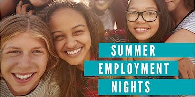 Noche de empleo de verano - Fort Collins