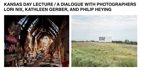 Kansas Day Lecture: A Conversation with Photographers tickets