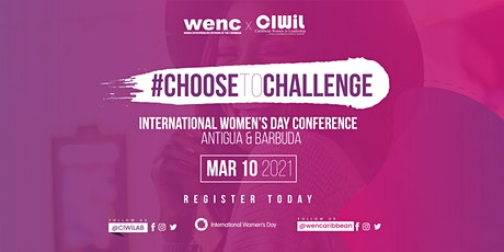 Choose to Challenge: International Women's Day Conference tickets