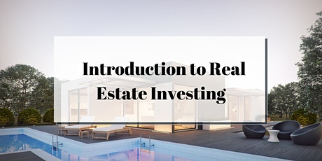 Real Estate Investing Introduction tickets