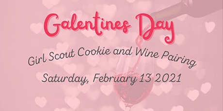 Girl Scout Cookie and Wine Pairing! tickets