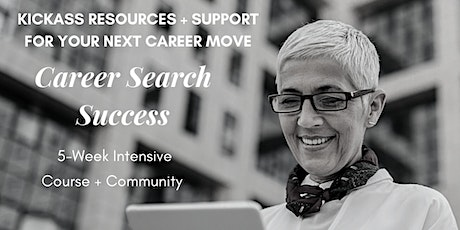 Career Search Success - Getting you a Kickass Career tickets