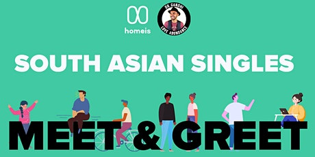 Virtual Singles Meet and Greet on Homeis tickets