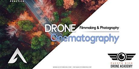 Drone Cinematography boletos