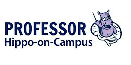 Professor Hippo-on-Campus Virtual Workshop tickets