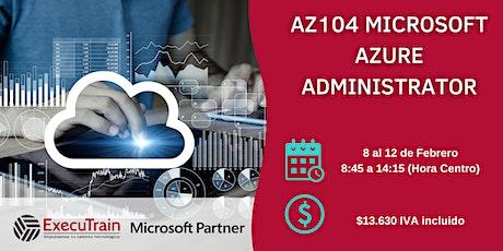 CURSO Online AZ-104 Microsoft Azure Administrator entradas