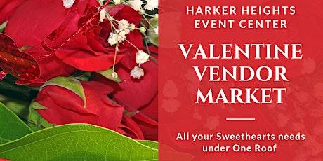 VALENTINE VENDOR MARKET tickets