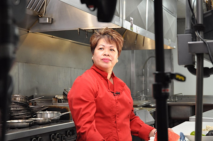 WYES Season of Personal Chefs Featuring Cynthia VuTran image