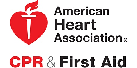 American Heart Association CPR & First Aid tickets