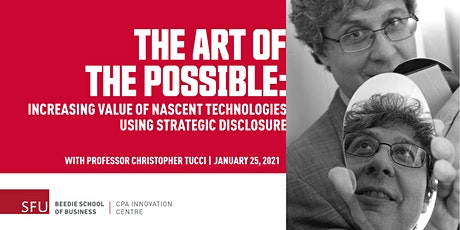 Increasing Value of Nascent Technologies Using Strategic Disclosure tickets