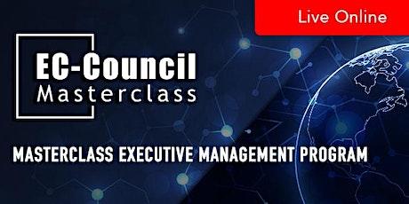 MasterClass Executive Management Program tickets