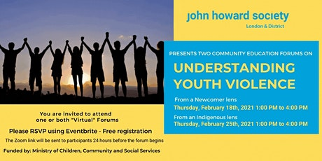 Understanding Youth Violence from an Indigenous  Lens tickets