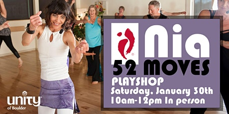 NIA 52 Moves Play Shop tickets