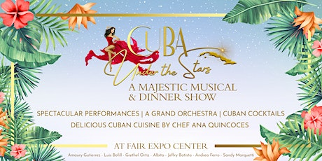 Cuba Under the Stars  - Dia de los Enamorados tickets