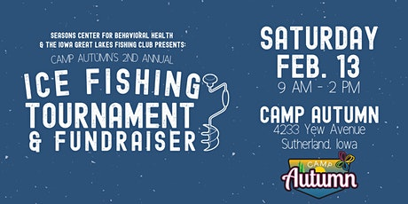 2nd Annual Ice Fishing Tournament & Fundraiser tickets