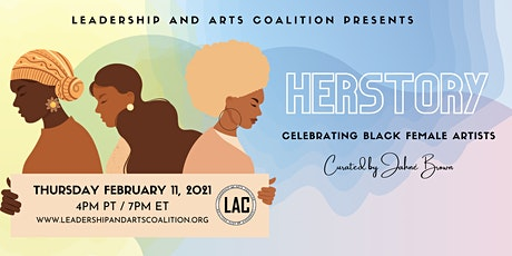 HerStory: A Celebration of Black Female Artists tickets