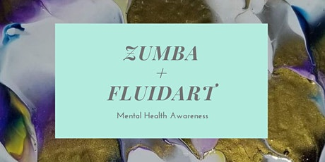Zumba + Fluid Art tickets