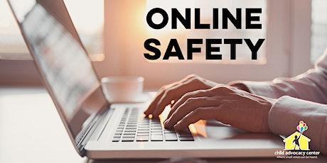 Online Safety tickets