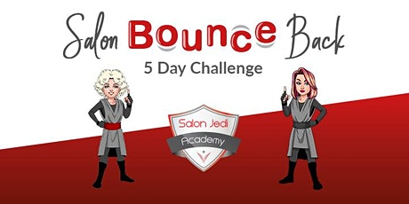 The Salon Bounce Back 5 Day Challenge tickets