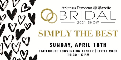 2020 Arkansas Democrat-Gazette Bridal Show tickets