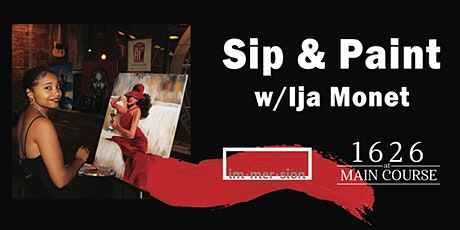 Sip and Pain with Ija Monet tickets