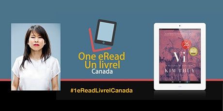 One eRead Canada: an evening with Kim Thúy tickets