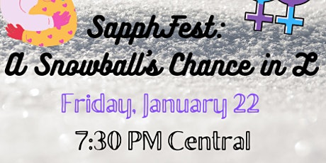 SapphFest: A Snowball's Chance in L tickets