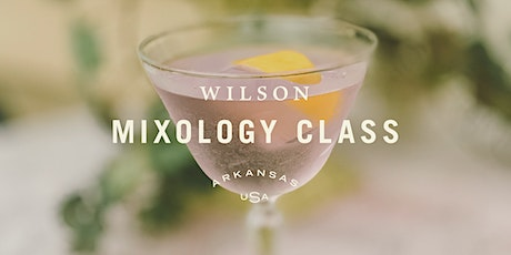 Wilson Mixology Classes: Whiskey & Bourbon tickets
