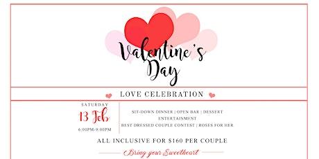 Valentine's Day  Dinner - 2021! tickets
