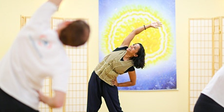In-Studio Energy Yoga, Tai Chi, and Meditation tickets