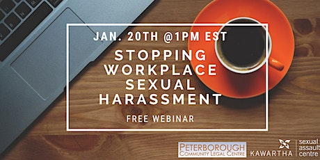 Stopping Workplace Sexual Harassment tickets