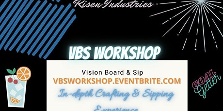 VBS Workshop tickets