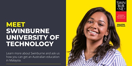 Meet Swinburne University of Technology Malaysia tickets