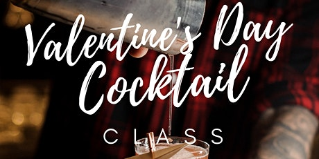 Valentine Cocktail Making Class tickets