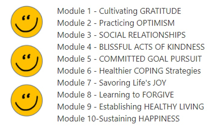 The Happiness Movement  COURSE image